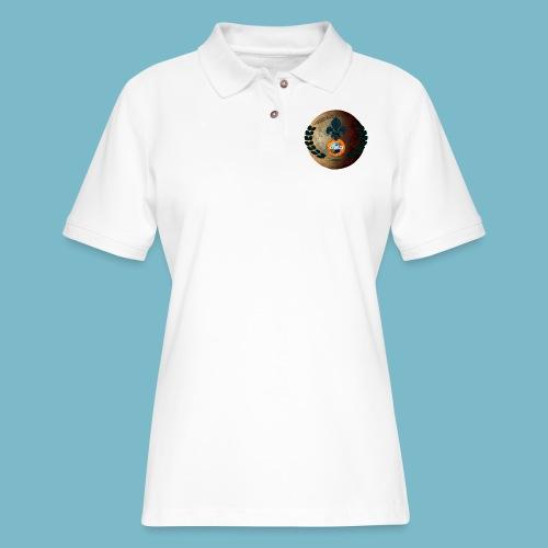 pbq 2 - Women's Pique Polo Shirt