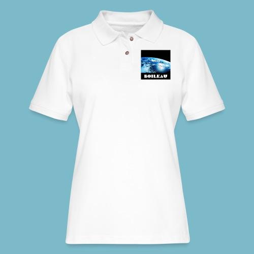 13 - Women's Pique Polo Shirt