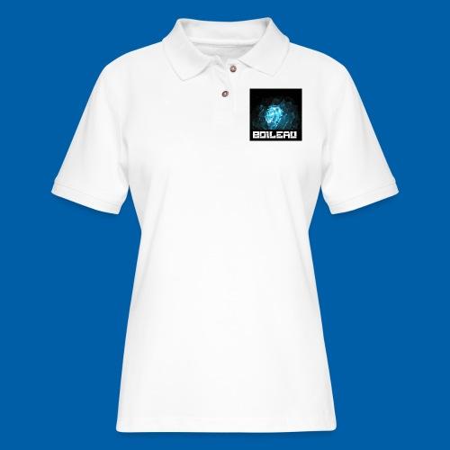 15 - Women's Pique Polo Shirt