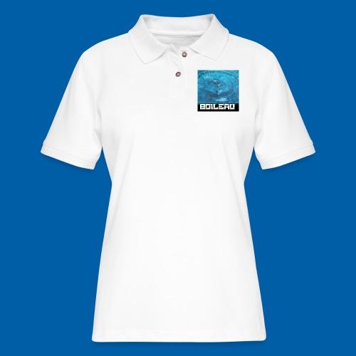 16 - Women's Pique Polo Shirt