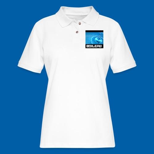 17 - Women's Pique Polo Shirt