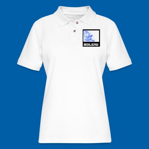 5 - Women's Pique Polo Shirt