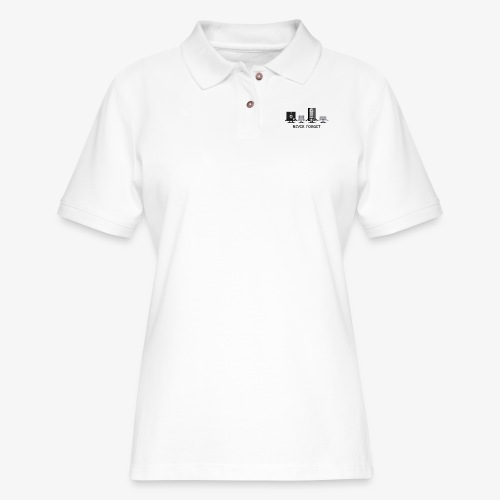 Never forget - Women's Pique Polo Shirt