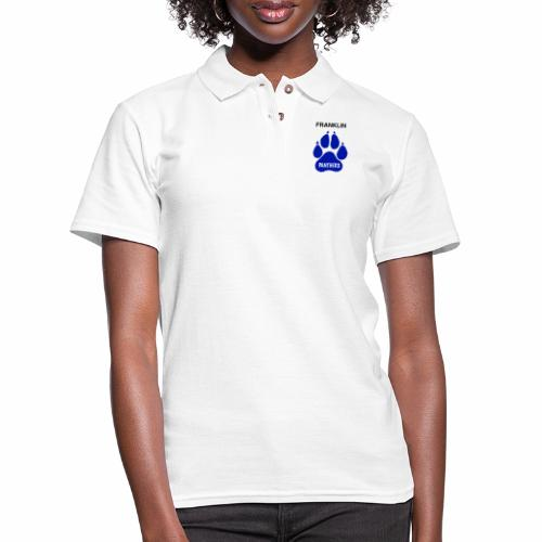 Franklin Panthers - Women's Pique Polo Shirt
