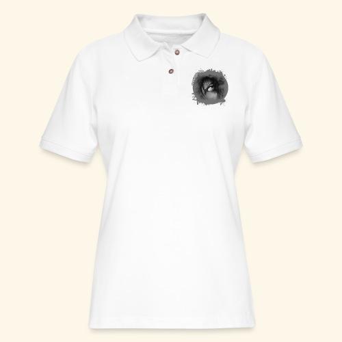 Regard sur le monde - Women's Pique Polo Shirt