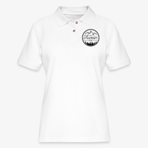 The Travelin Kind - Women's Pique Polo Shirt