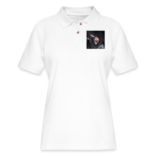 SavageRedHand - Women's Pique Polo Shirt