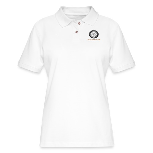 Respect Tires - Women's Pique Polo Shirt