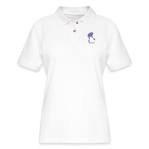 Ploom - Women's Pique Polo Shirt