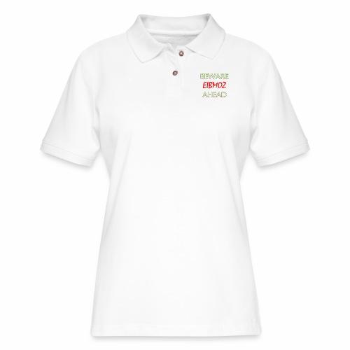 eibmoz - Women's Pique Polo Shirt