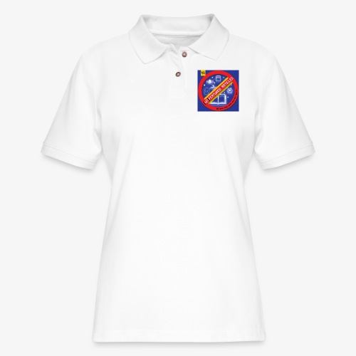 unFeatured Articles Cover - Women's Pique Polo Shirt