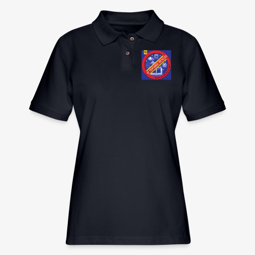 unFeatured Articles Cover - Women's Pique Polo Shirt