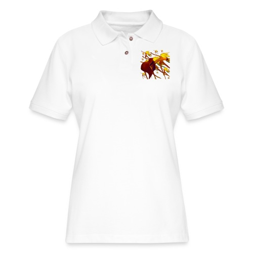 Rockin - Women's Pique Polo Shirt