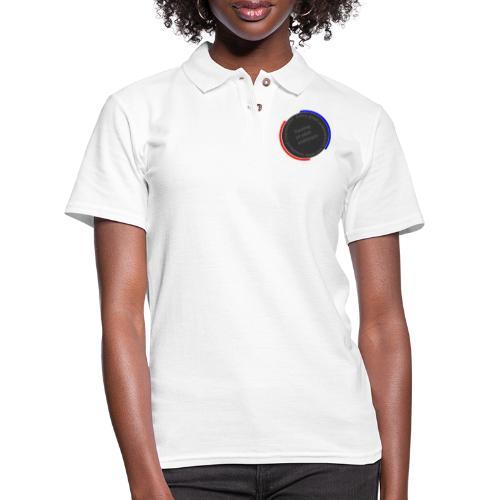 Treating Adult Amblyopia - Women's Pique Polo Shirt