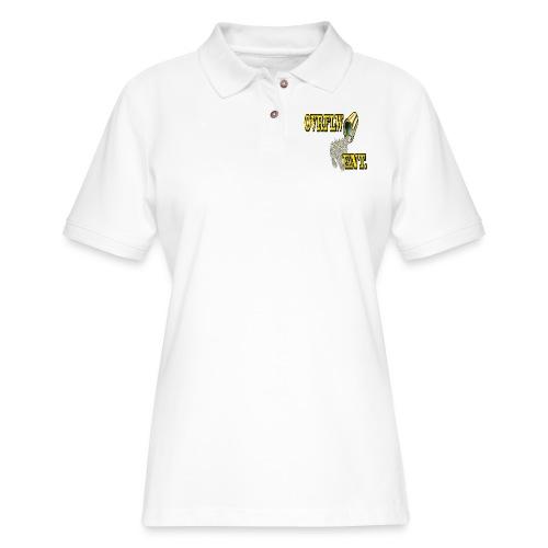 OVRFLW - Women's Pique Polo Shirt