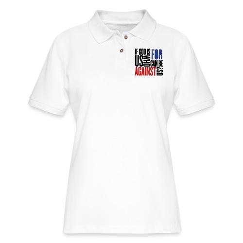 IGIFU - Women's Pique Polo Shirt