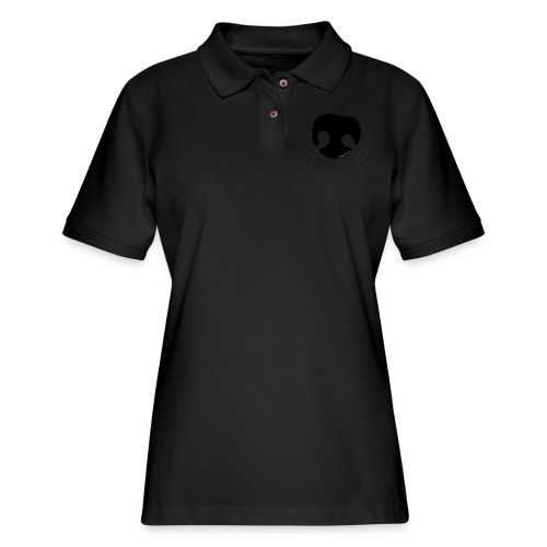Dog Nose - Women's Pique Polo Shirt