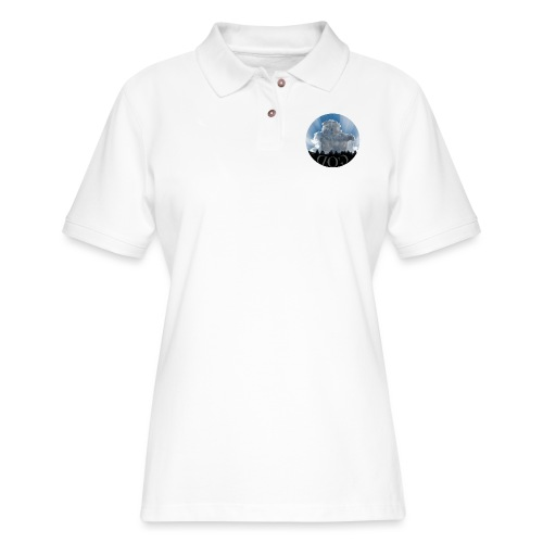 Dog is God - Women's Pique Polo Shirt