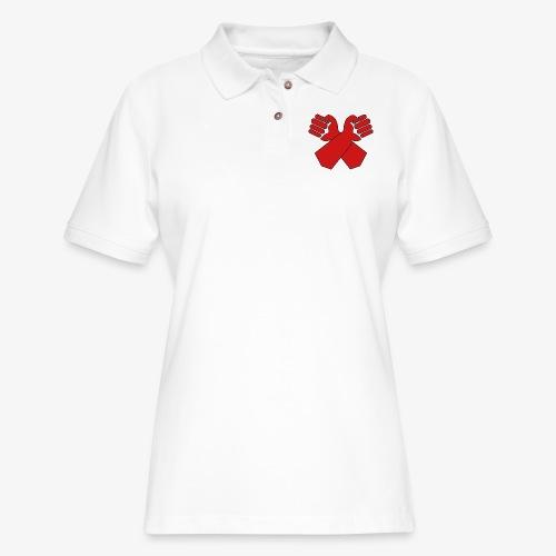 SYNDICAT - Women's Pique Polo Shirt