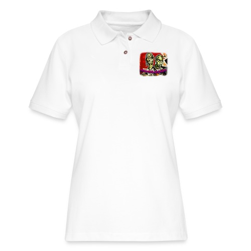 xxZombieSlayerJESSxx - Women's Pique Polo Shirt