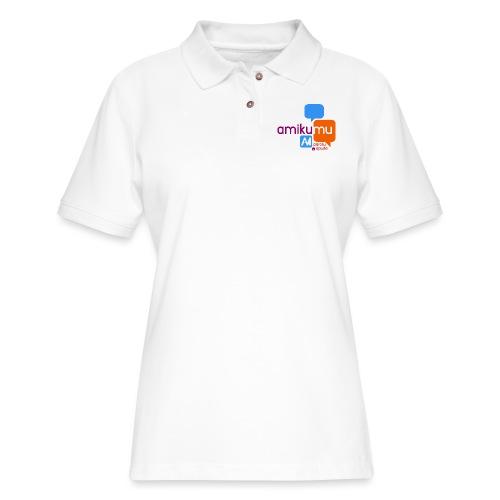 Amikumu Parolu Apude - Women's Pique Polo Shirt