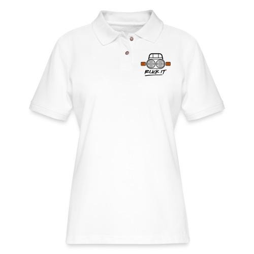 Ruck It - Women's Pique Polo Shirt