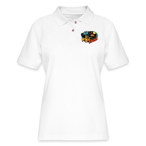 Hot Rod Lincoln - Women's Pique Polo Shirt