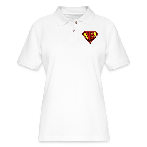 VB Hero Woman - Women's Pique Polo Shirt