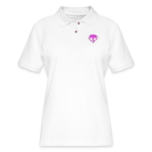 #GemSquad - Women's Pique Polo Shirt