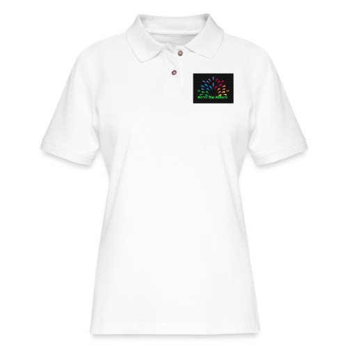We're the Millers logo 1 - Women's Pique Polo Shirt
