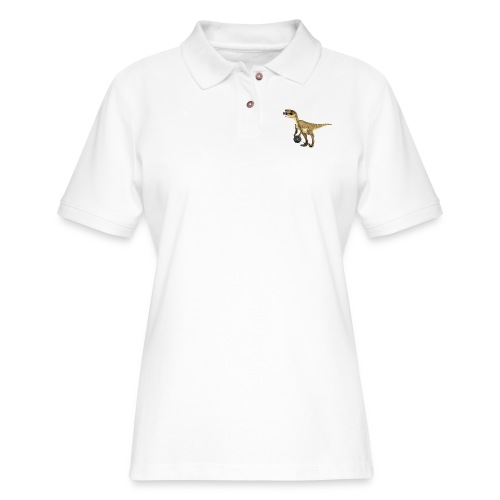 amraptor - Women's Pique Polo Shirt