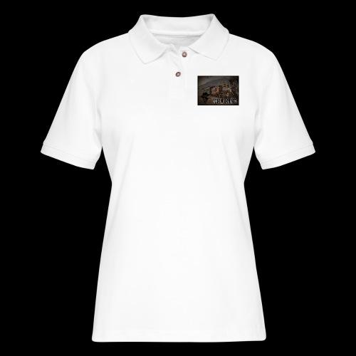 Dream Bandits Vintage SE - Women's Pique Polo Shirt