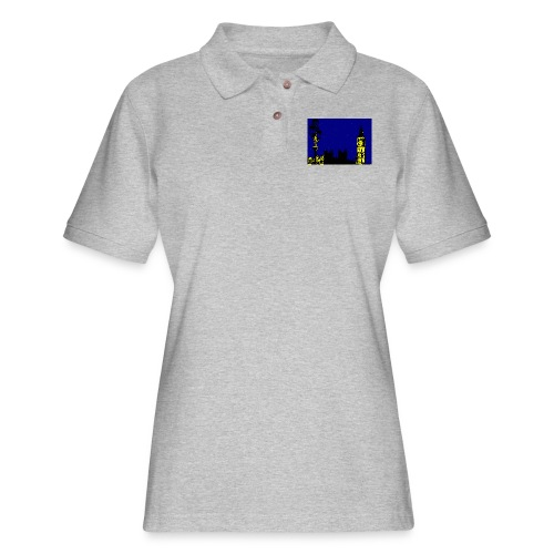 LONDON - Women's Pique Polo Shirt