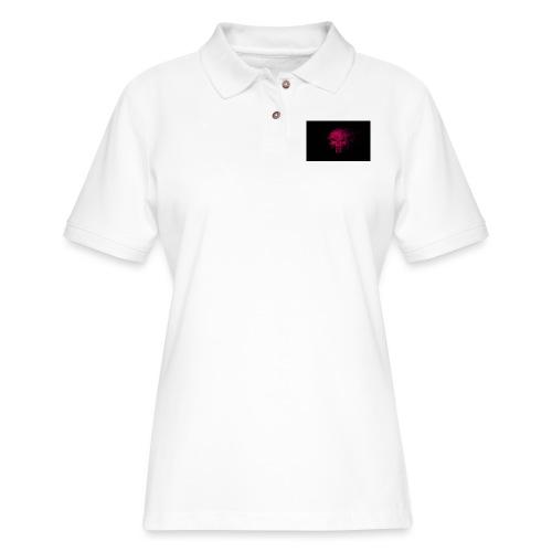 hkar.punisher - Women's Pique Polo Shirt