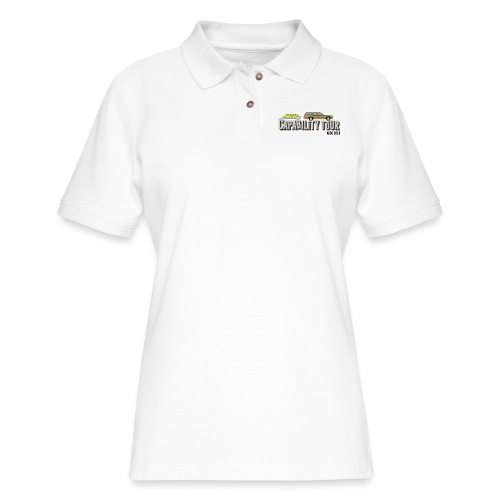Capability Tour - Women's Pique Polo Shirt