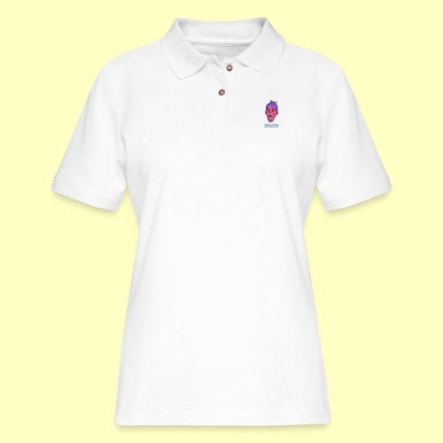 WEIRD - Women's Pique Polo Shirt
