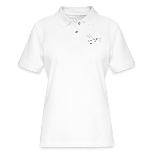 Perfect for the geek in the family - Women's Pique Polo Shirt