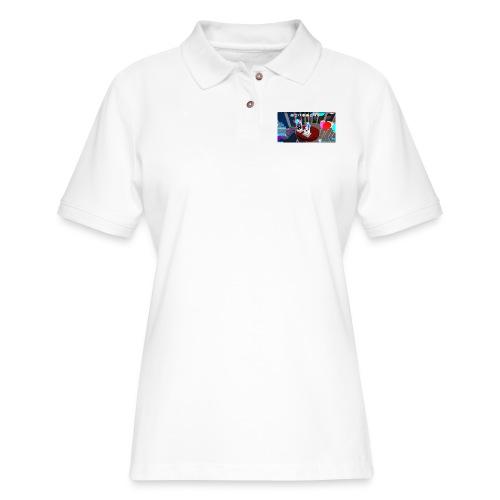prom queen - Women's Pique Polo Shirt
