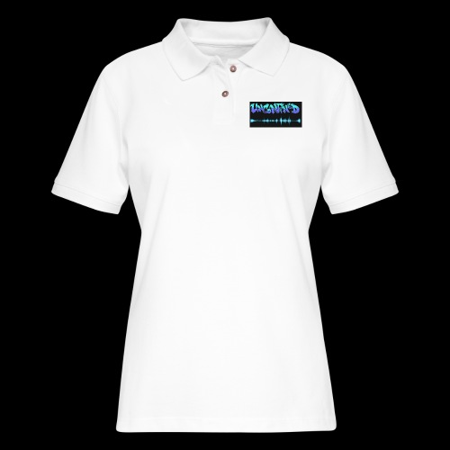 unconfined design1 - Women's Pique Polo Shirt