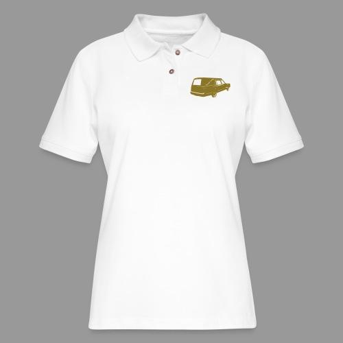 Hearse - Women's Pique Polo Shirt