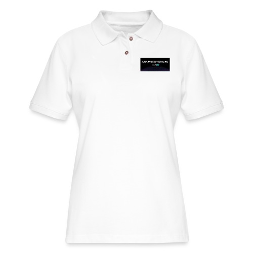 Friday Night New Wave - Women's Pique Polo Shirt