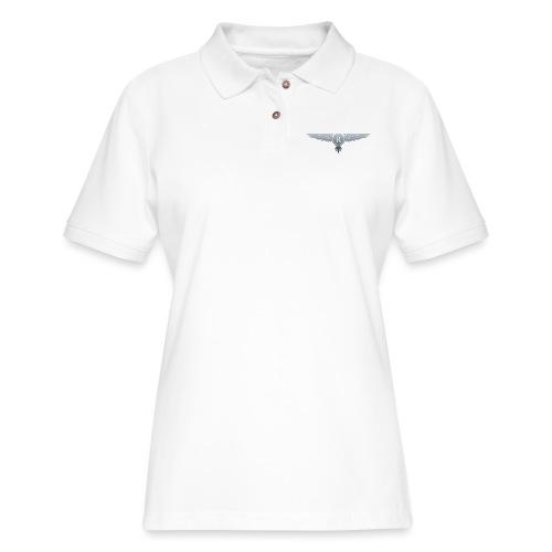 Ruin Gaming - Women's Pique Polo Shirt