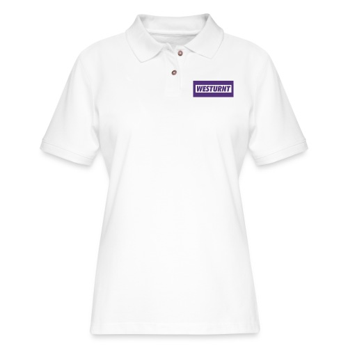 Westurnt - Women's Pique Polo Shirt