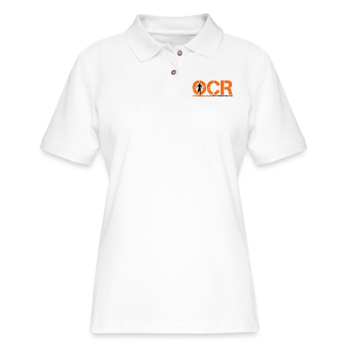 OCR - Obstacle Course Racing - Women's Pique Polo Shirt