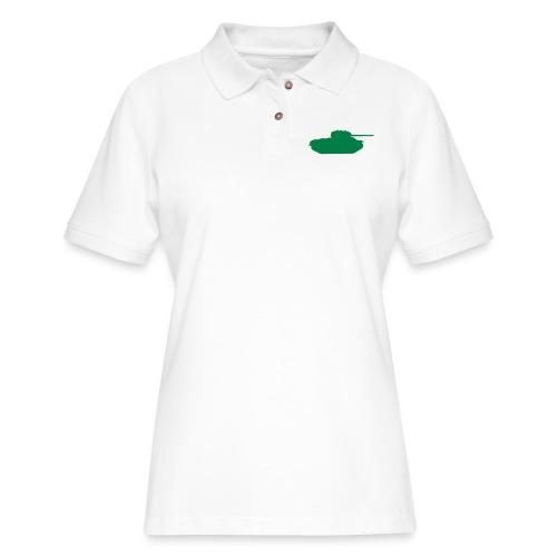 T49 - Women's Pique Polo Shirt