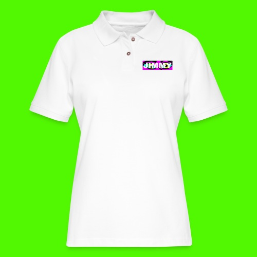 box - Women's Pique Polo Shirt