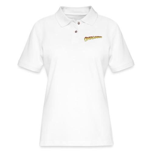Overlander - Autonaut.com - Women's Pique Polo Shirt