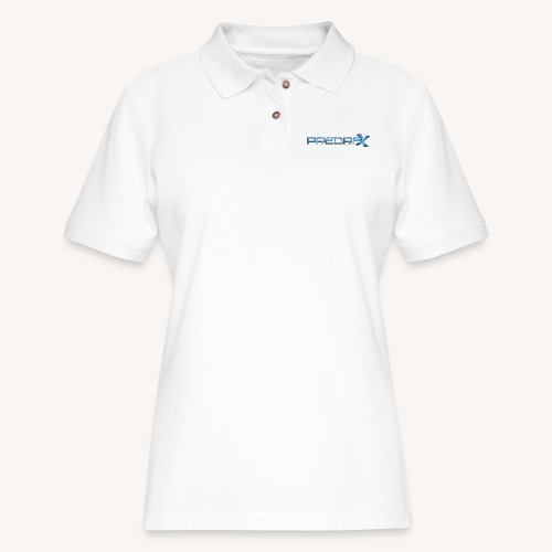 Predrax X Showcase - Exclusive For Water Bottles - Women's Pique Polo Shirt