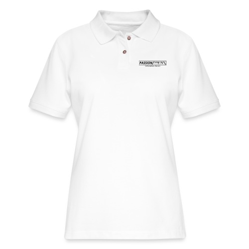 Spread the word! - Thank you for letting us know! - Women's Pique Polo Shirt