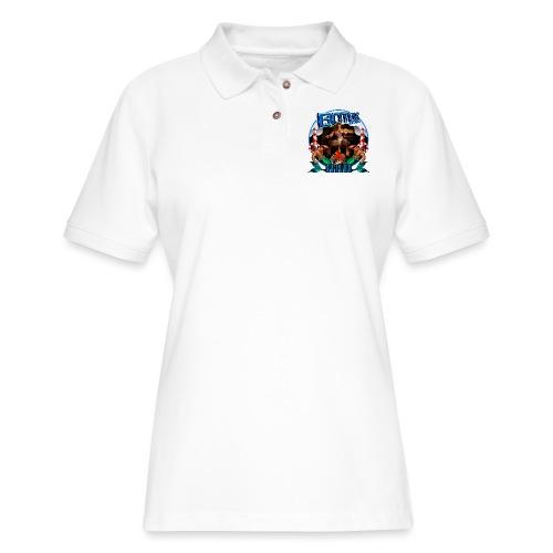 BOTOX MATINEE SAILOR T-SHIRT - Women's Pique Polo Shirt
